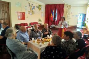 Встреча бывших участников народного хора «Казачья песня»